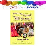 Melody Lane Sing Along DVD- Songs to Make You Smile