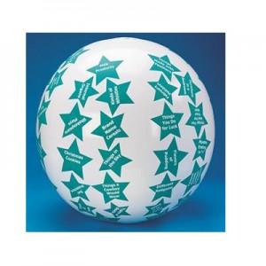 Toss n Talk conversation ball green