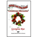 Melody Lane Christmas Memories singalong dvd