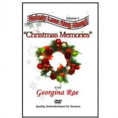 Melody Lane Sing Along dvd - Christmas Memories
