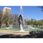Adelaide fountain jigsaw puzzle image