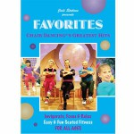 Chair Dancing Favourites Exercise DVD