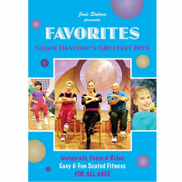Fitness Music Dvd: Chair Dancing's Greatest Hits