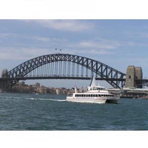 Sydney Harbour Bridge jigsaw puzzle image