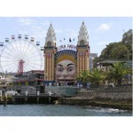 Luna Park Sydney Jigsaw Puzzle Image