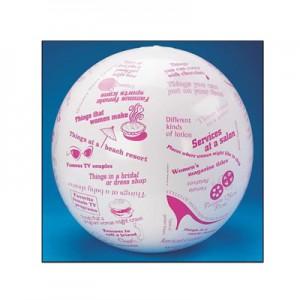 Women's stuff conversation ball