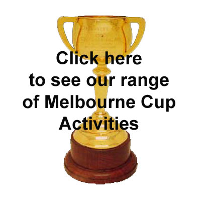 Melbourne cup prizes for baby