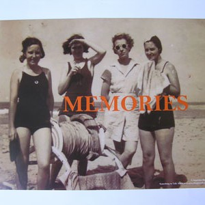Reminiscence Pack - Memories Title page