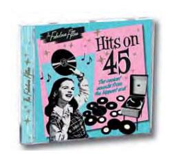 Fabulous Fifties - Hits on 45 CD