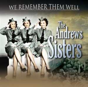 Andrews Sisters CD