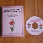 Anzac and Remembrance Day Manual on CD