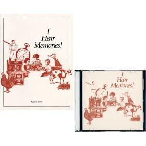 I Hear Memories book and CD Volume 1