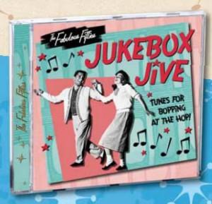 Fabulous Fifties Jukebox Jive CD