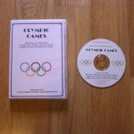 Olympic Games Manual of Activity Ideas on CD