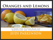 Oranges and Lemons small nonverbal picture book