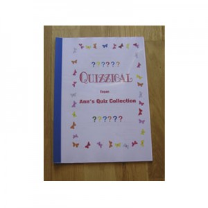 Quizzical - manual of quizzes