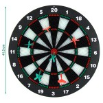 Safety Dartboard Game