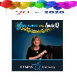 Sing Along with Susie Q DVD - hymns & harmony