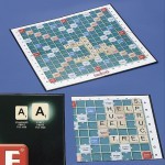 Large Print Scrabble Game