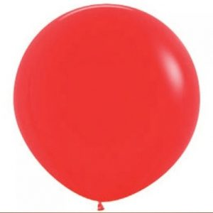 Giant balloon - red 90cm
