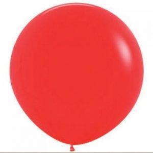 Giant balloon - red 90cm