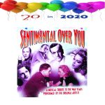 Sentimental Over You CD of 1940's favourites