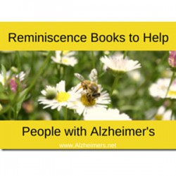 Reminiscence Books to Help People With Alzheimers