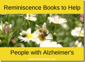 Reminiscence Books to Help People With Alzheimer's