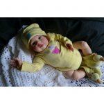 Artisan Baby Girl Doll - Hope