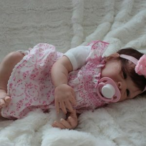 Artisan Baby Girl Doll - Rosie