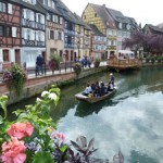 Jigsaw puzzle image - Colmar in France