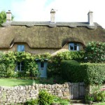 Jigsaw Puzzle Image - English Cottage