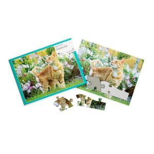 13 piece jigsaw - Curious Cat