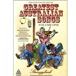 Greatest Australian Songs Sing Along DVD - Volume 1