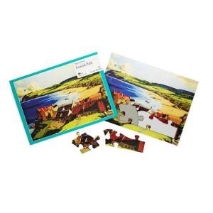 13 piece jigsaw - Coastal Path