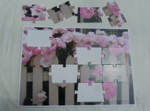 16 piece cardstock jigsaw