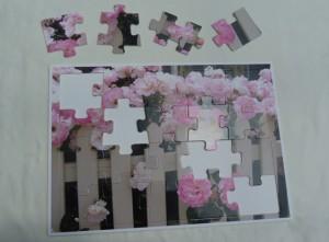20 piece cardstock jigsaw