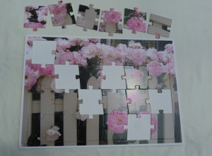 24 piece cardstock jigsaw