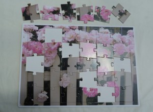 30 piece cardstock jigsaw