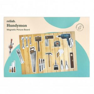 Magnetic Picture Board - Handyman