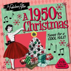 A 1950s Christmas double CD collection