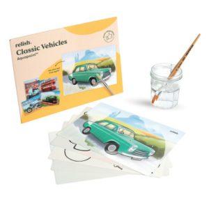 Aquapaint Classic Vehicles