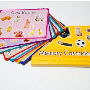 Memory Cascades Conversation Cards