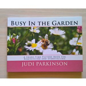 Busy in the Garden Picture Book