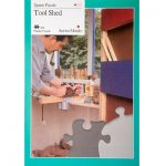 Tool Shed 13 piece plastic jigsaw
