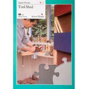 Tool Shed 13 piece plastic jigsaw