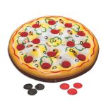 Giant Inflatable Pizza Toss Game