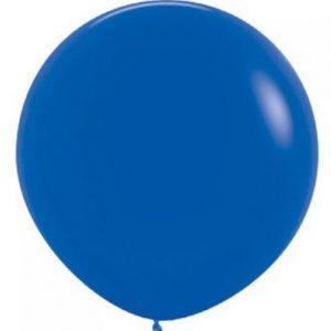 Giant balloon - royal blue 90cm