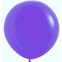 Giant Balloon -purple 90cm