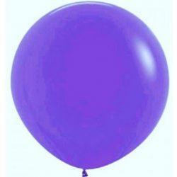 Giant Balloon -purple 90cm